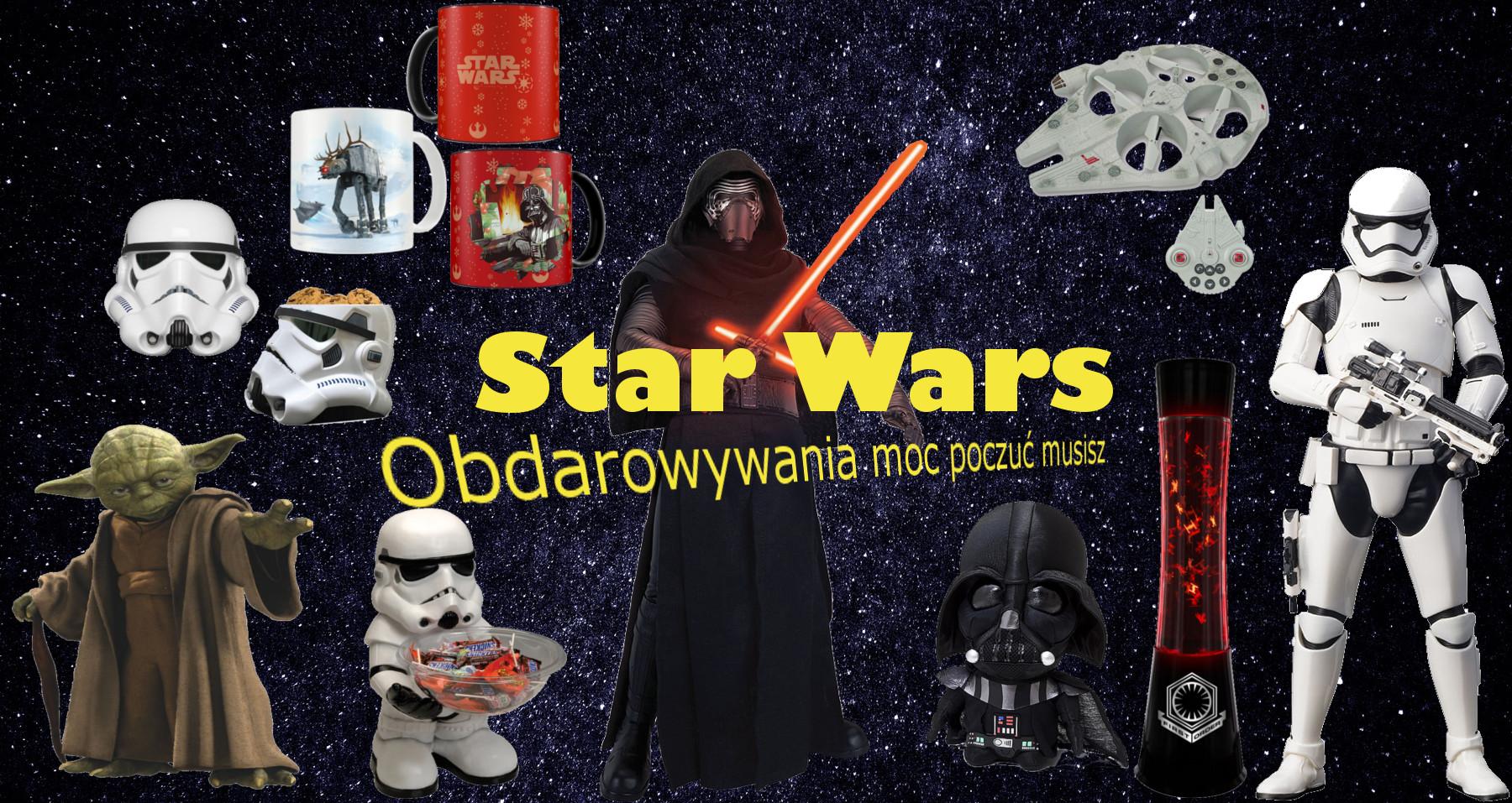 Gadżety star wars