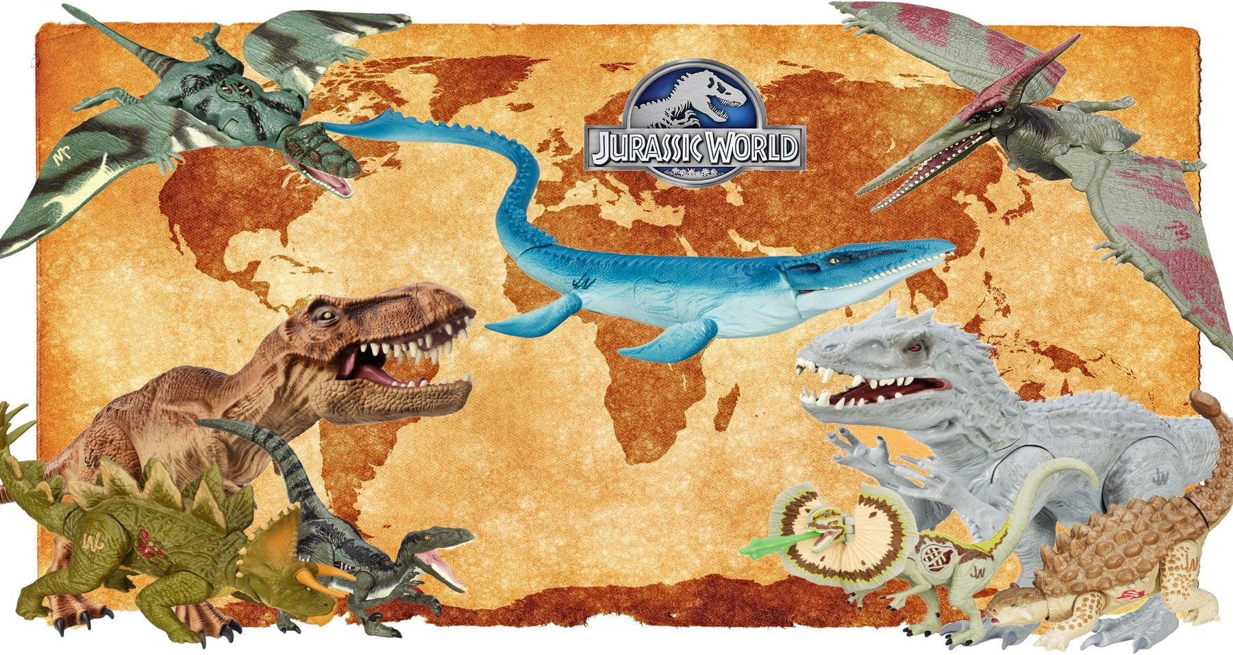 Hasbro Jurassic World